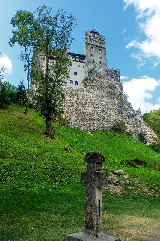 Замок Бран (Румыния) - Михаил Тарасов