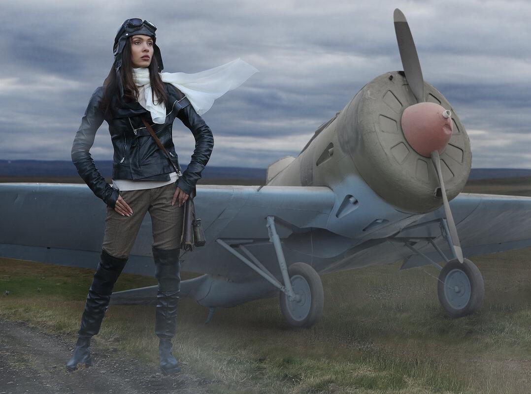 Небо, девушка, самолет - Алексей Кузнецов