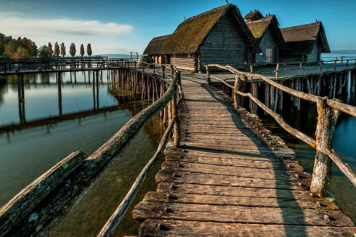 Деревня Каменного века - Bo Nik