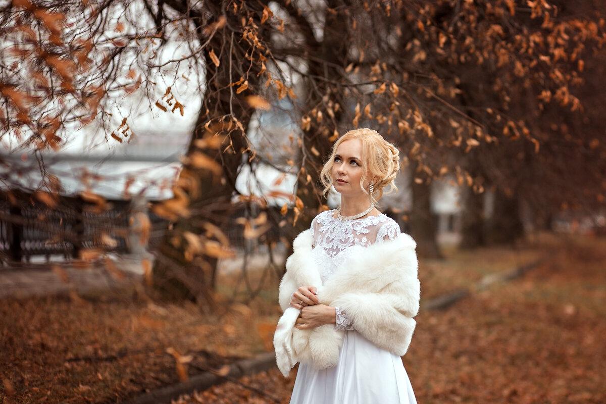 Осенняя свадьба - Юлия Кувшинова