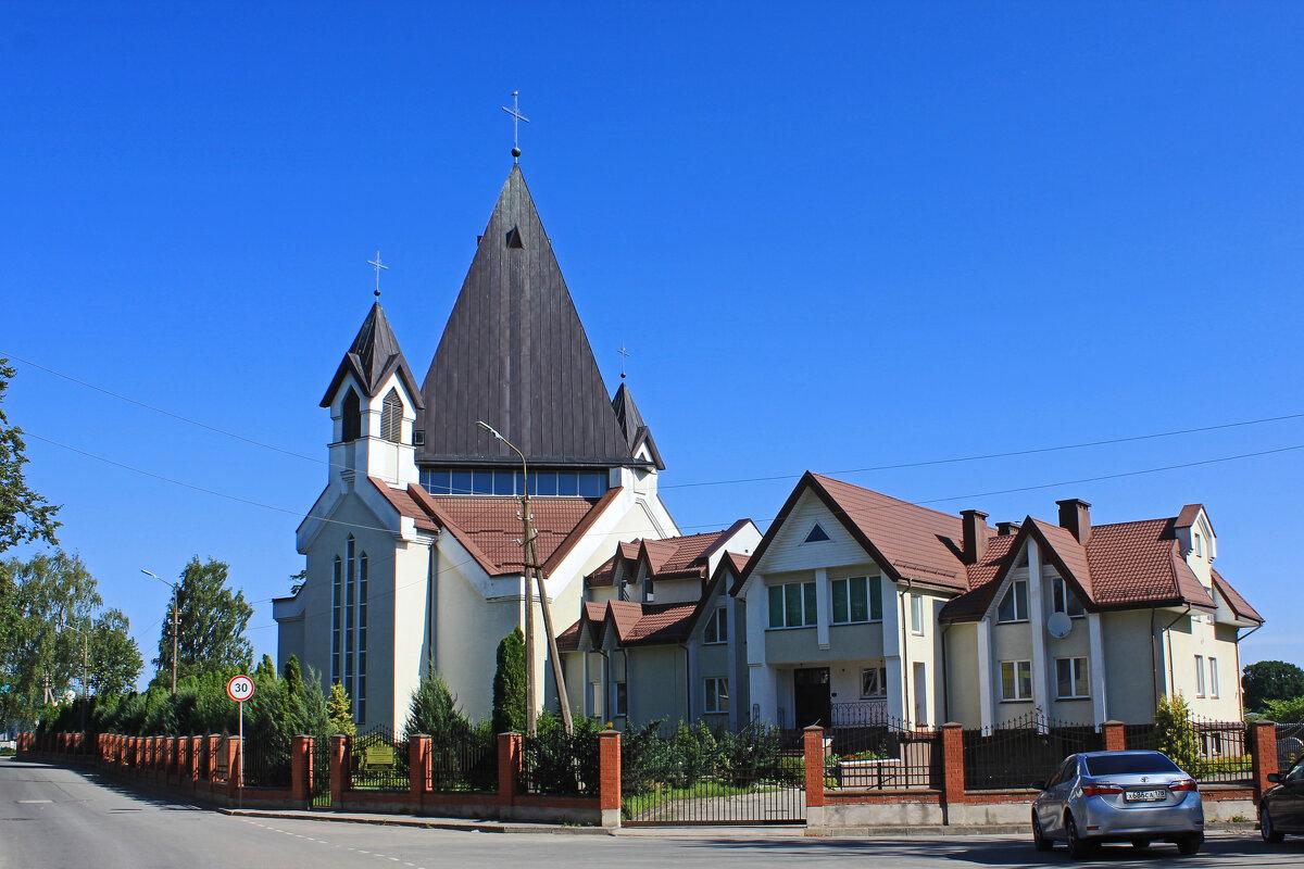 Приход Пресвятой Троицы Римско-Католической церкви. Псков - Евгений