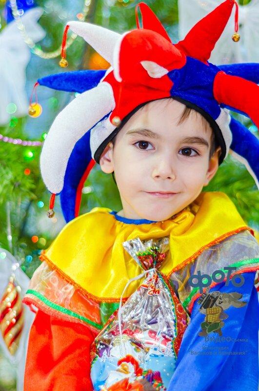 Детский Фотопортрет - Руслан Васьков
