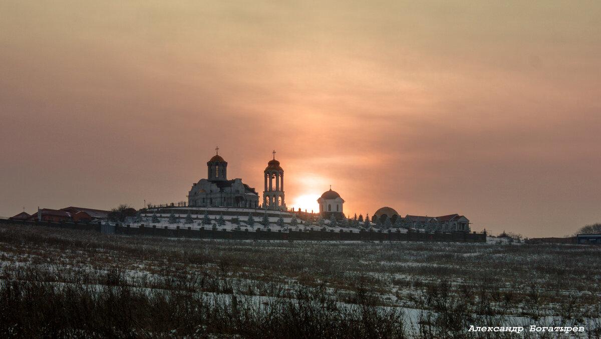 Свято-Георгиевский женский монастырь - Александр Богатырёв