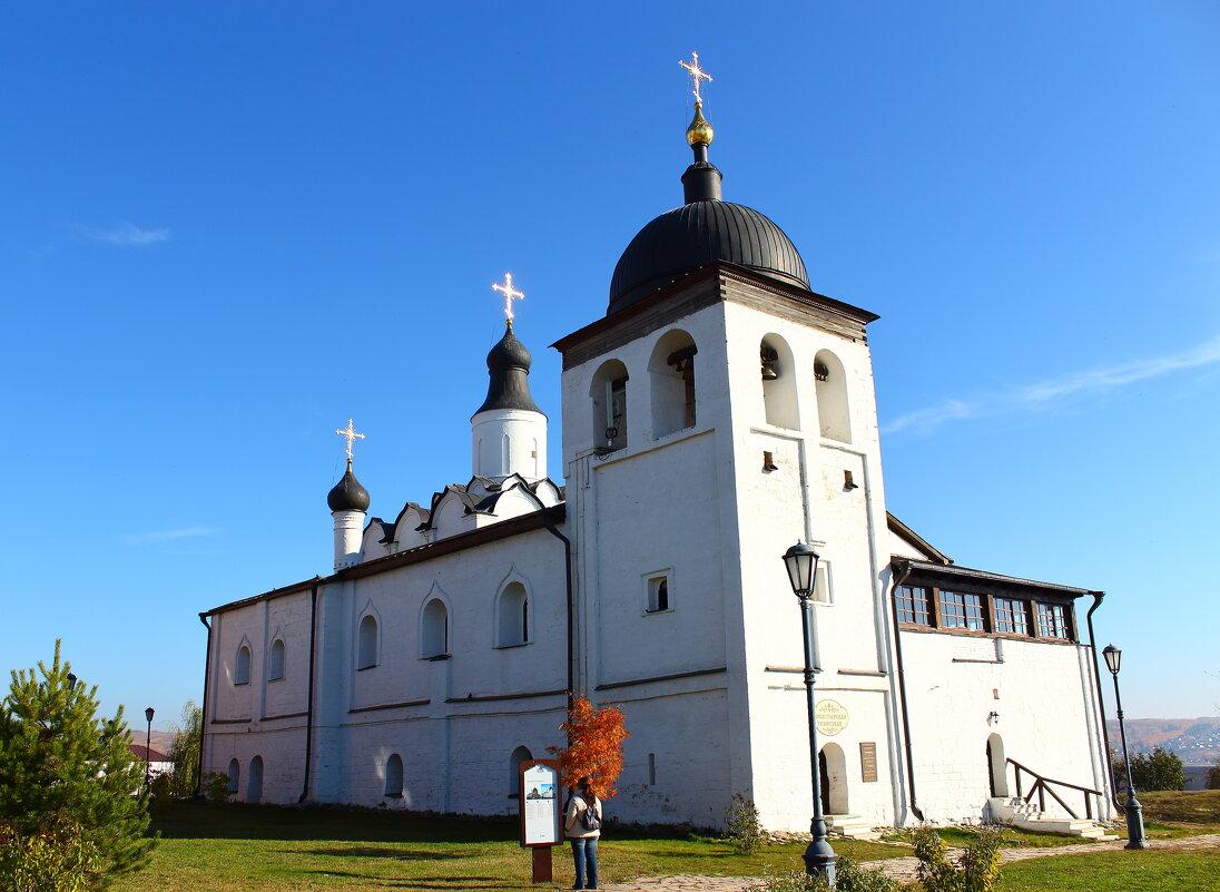 Сергиевская церковь - Сергей Осин