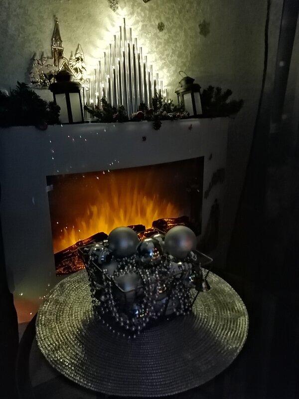 Новогодние игрушки, свечи и... - ОКСАНА ЮРЬЕВНА ШВЕЦ