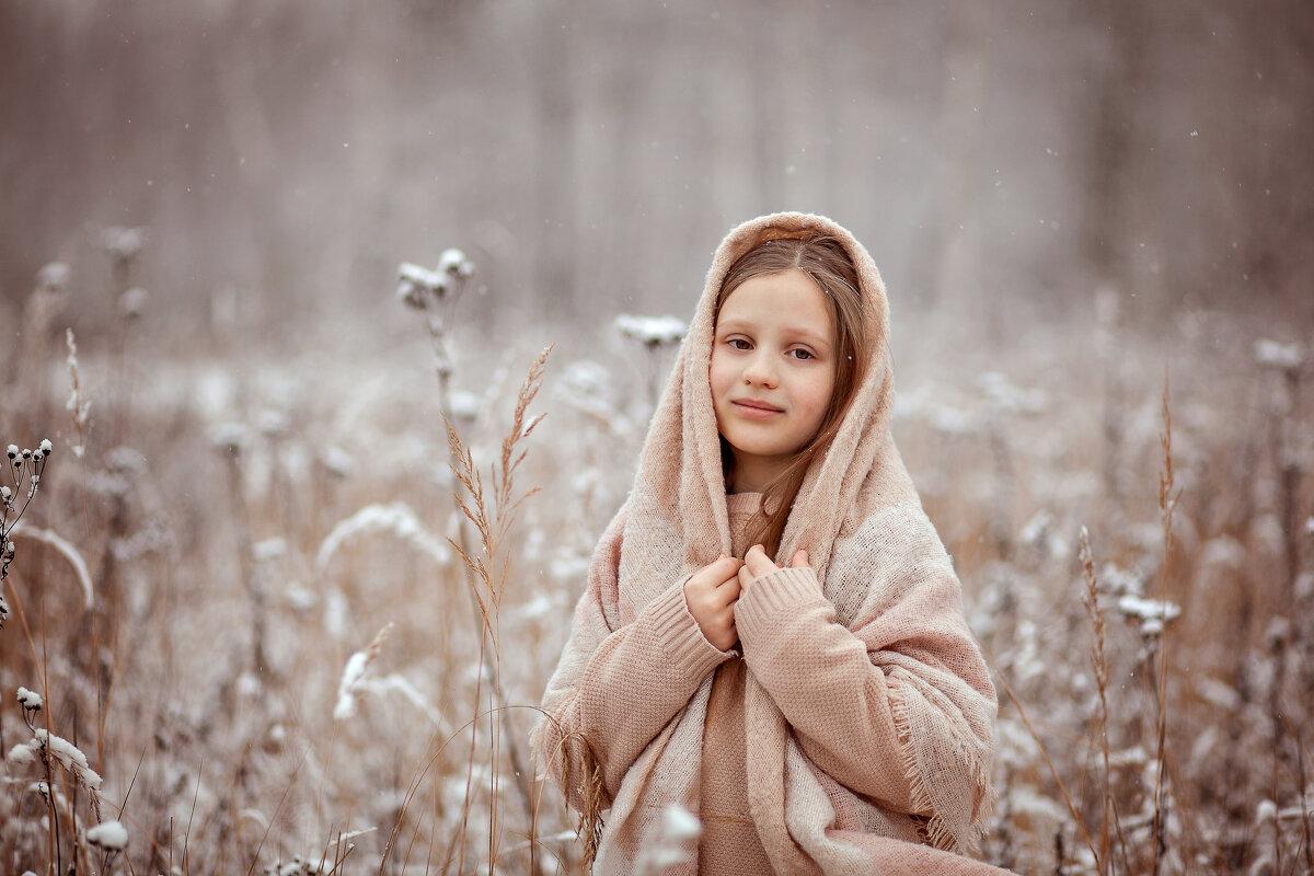 Снежное поле - Юлия Кувшинова