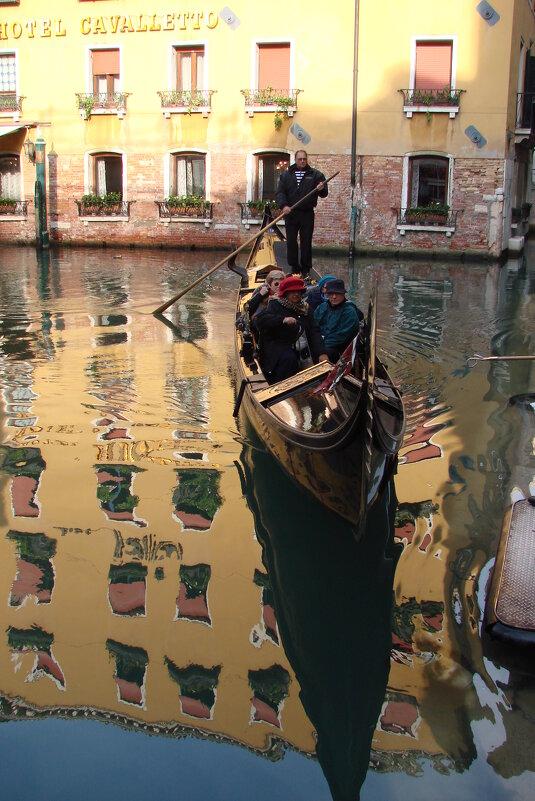 Венеция - Михаил