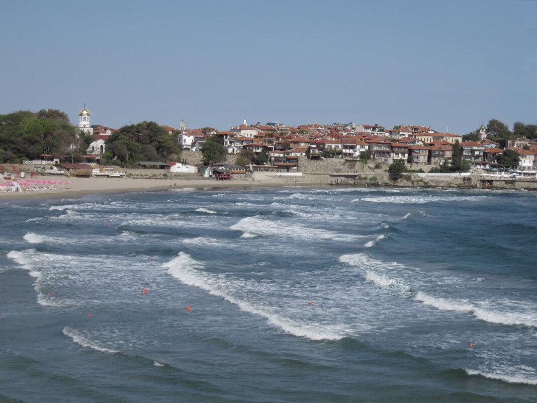 черное море Созополя - ИРЭН@ .