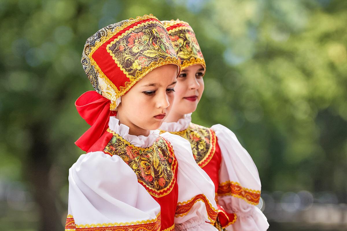 В народном костюме - Nn semonov_nn