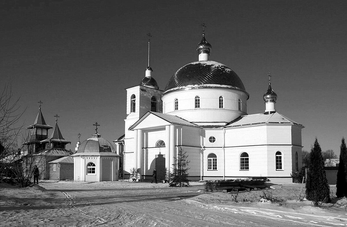 Симанский монастырь - Зуев Геннадий