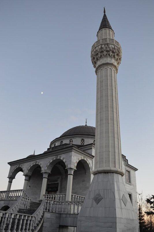 мечеть - Андрей Марченко