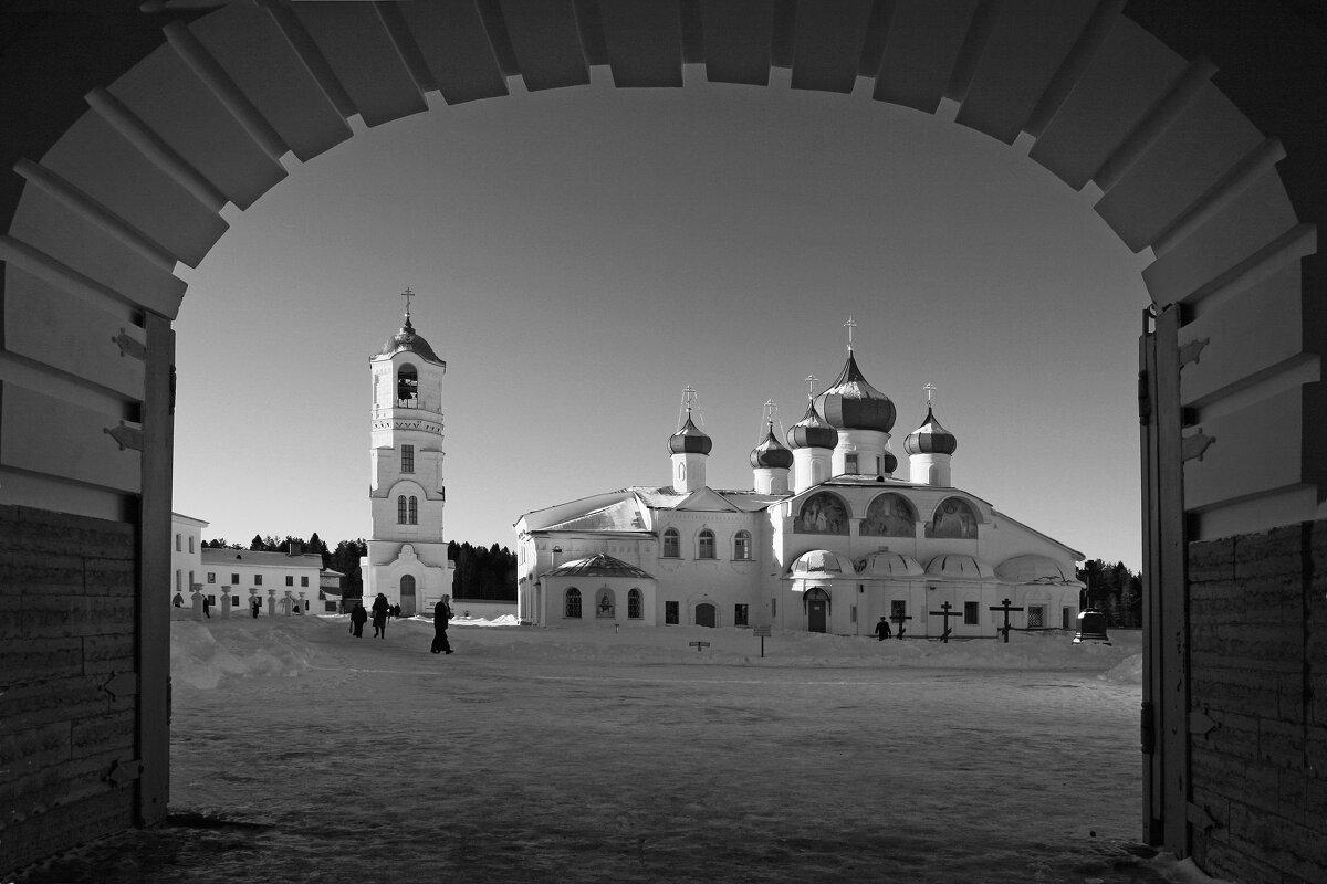 Александро-Свирский монастырь - Зуев Геннадий