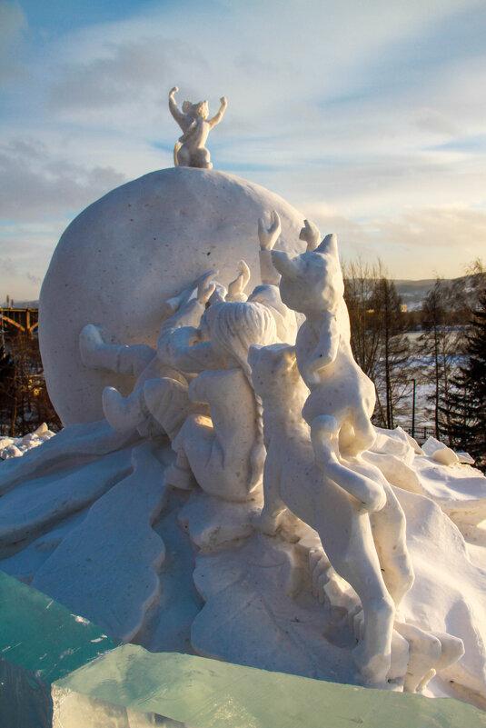 репка snow!) - Руслан А