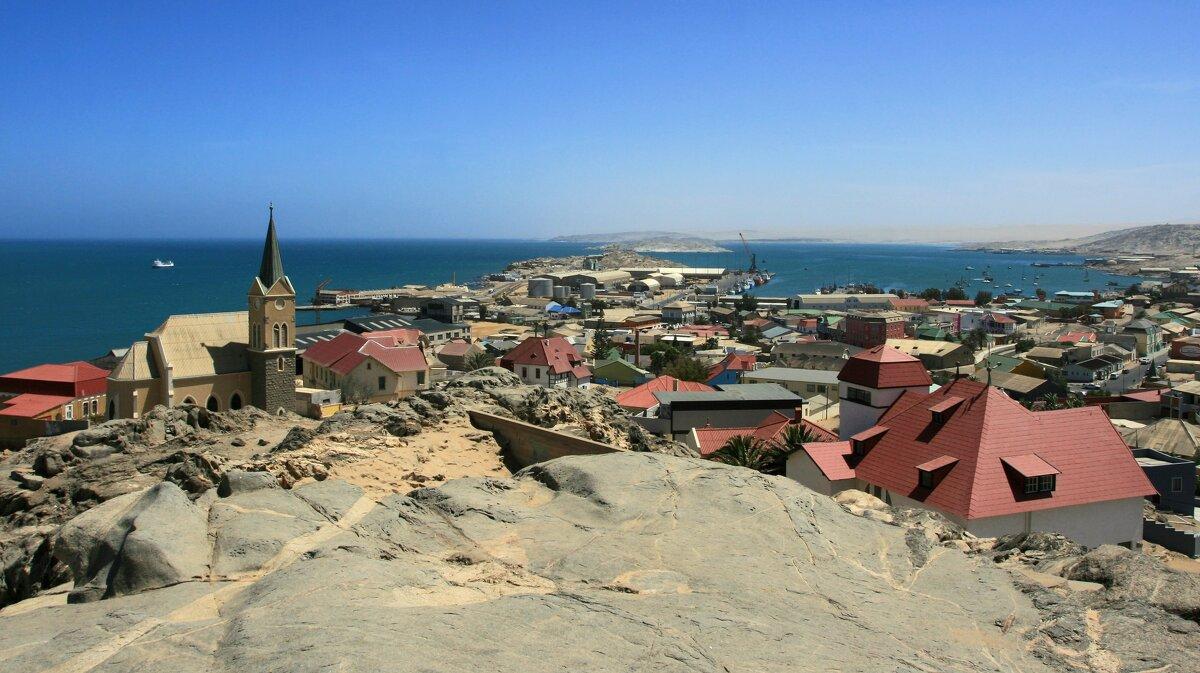 Город на скале - Зуев Геннадий