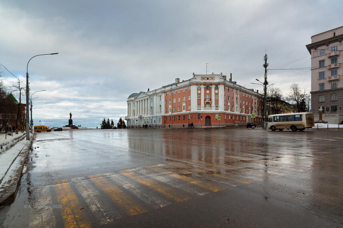 Нижний Новгород - Александр Синдерёв