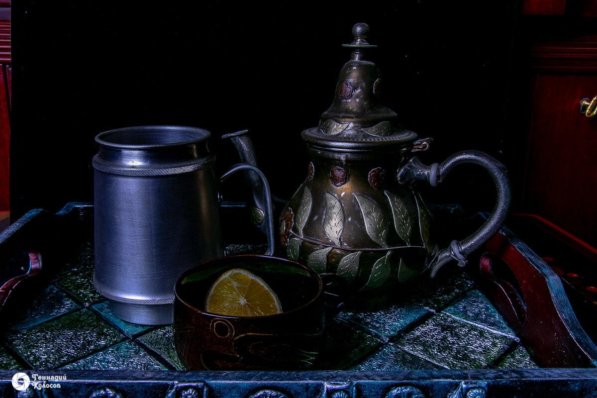 чай с лимоном - Геннадий Колосов