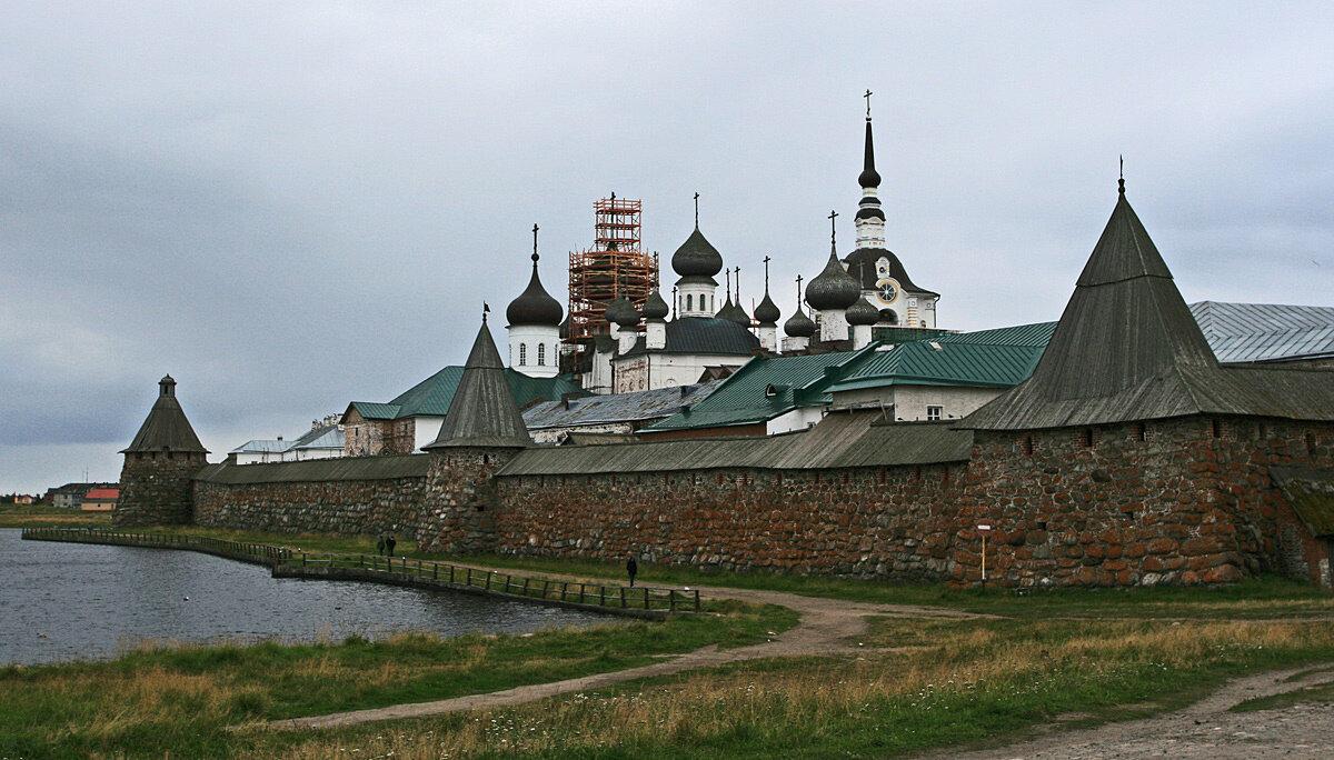 Соловецкий монастырь - Зуев Геннадий