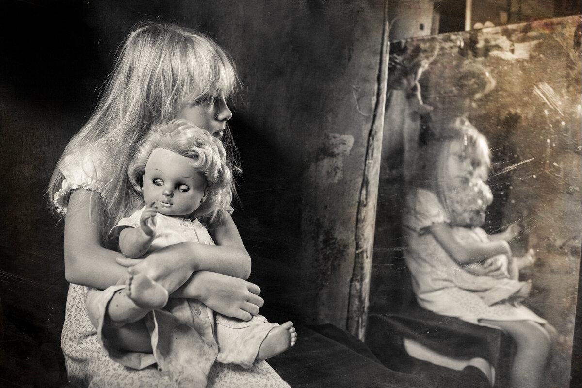 Дети и куклы 3 - Evgeny Kornienko