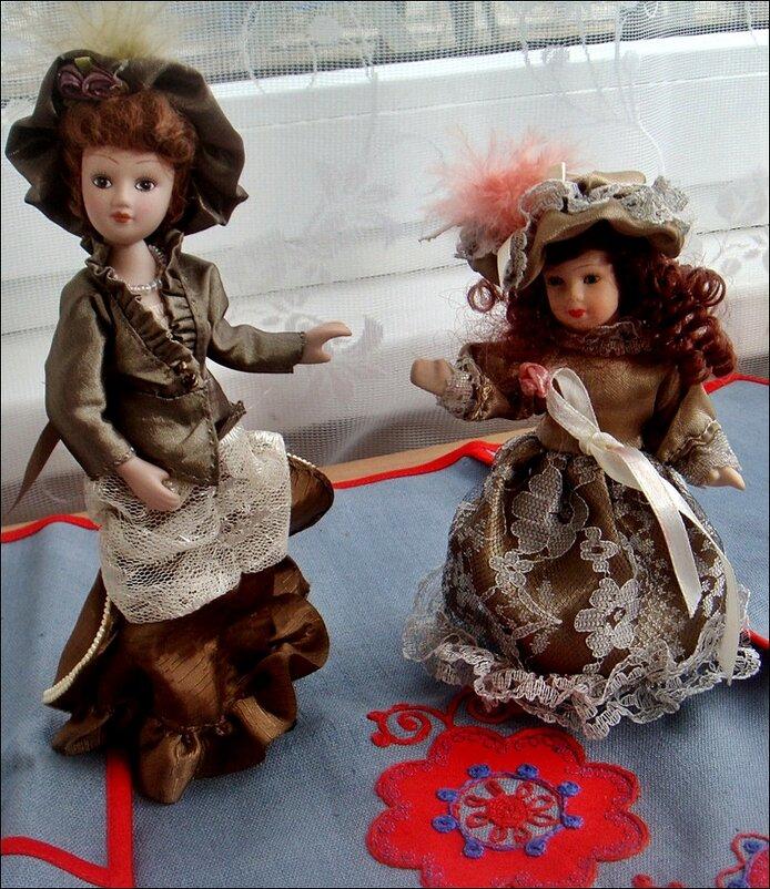 Куколки. Леди - Нина Корешкова