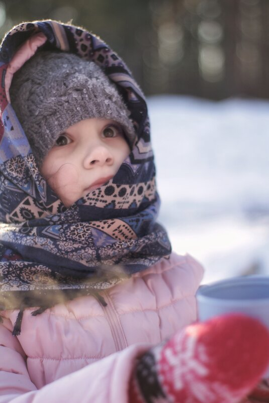 Зима - Елена Рива
