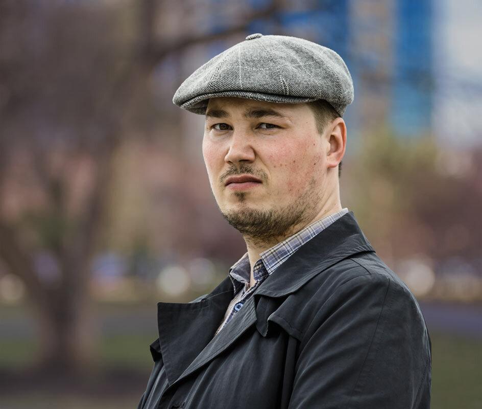 Портрет молодого человека - Nn semonov_nn