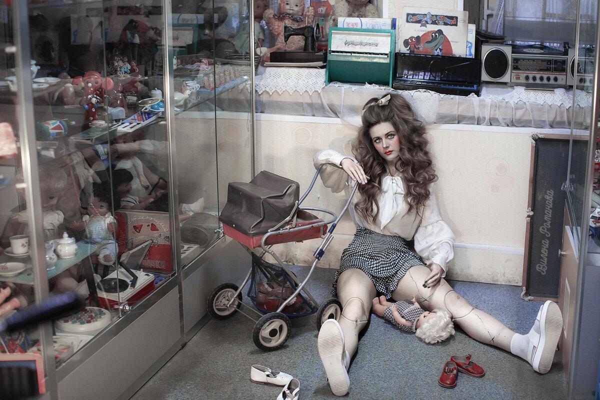 Кукла - Вилена Романова