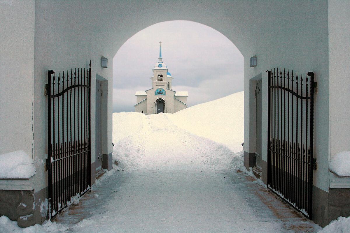 Покрово-Тервенический монастырь - Зуев Геннадий