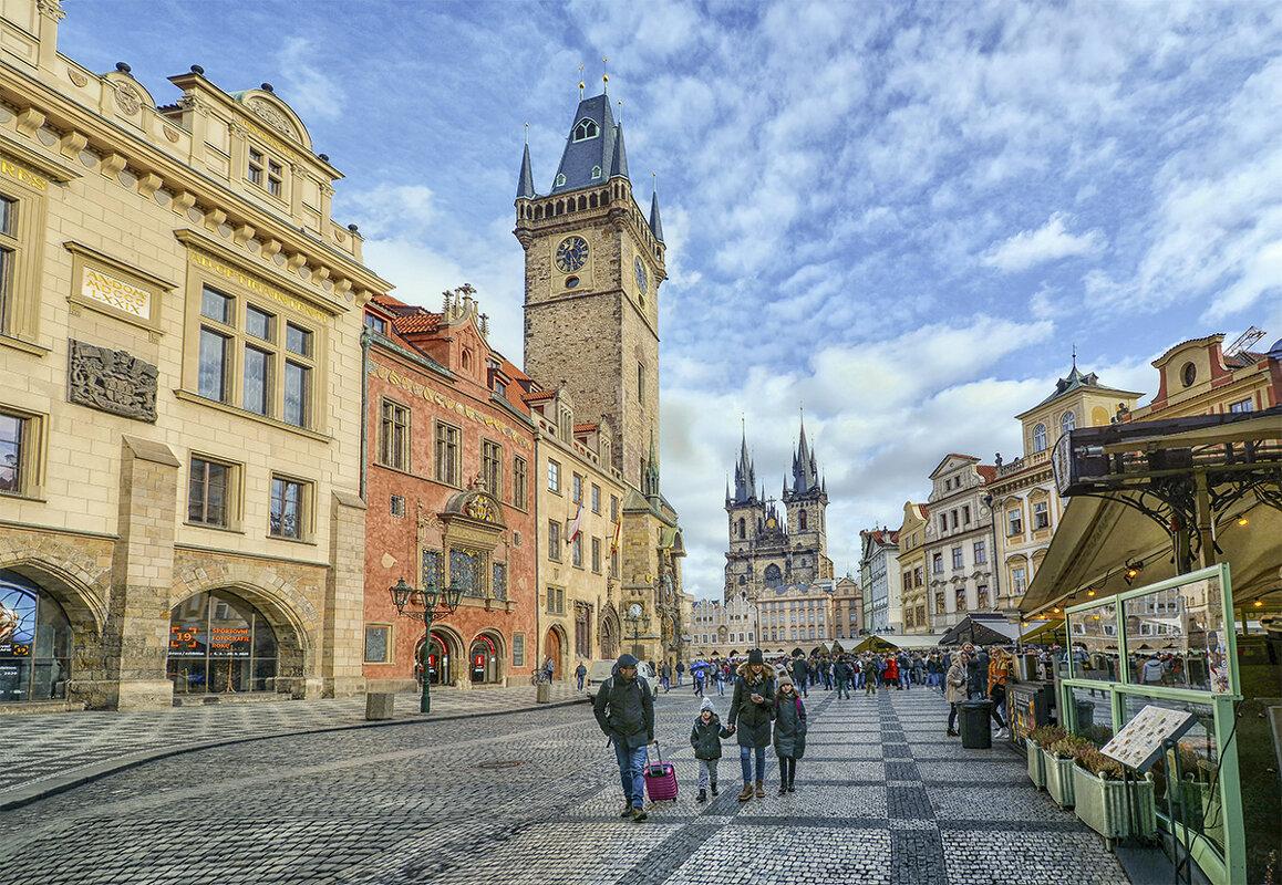 Прага - Александр Бойко
