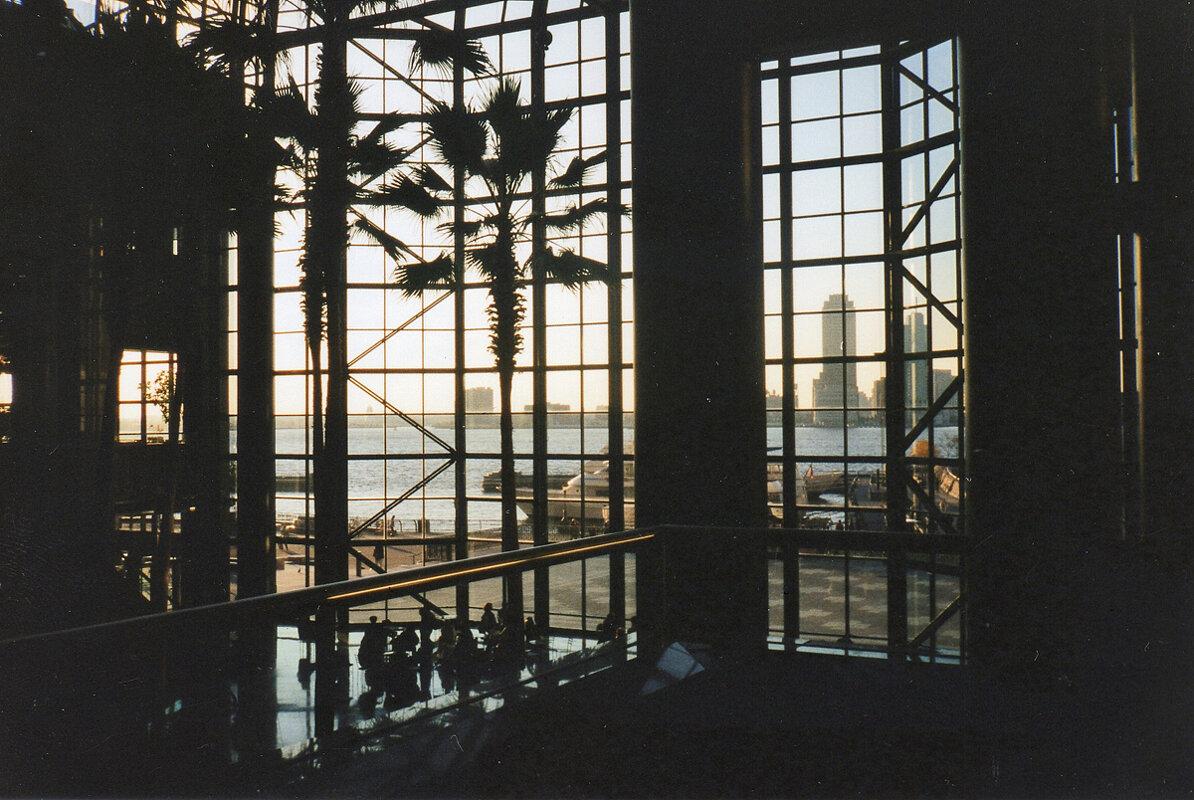 Вид на Нью-Джерси со стороны Манхеттена - Зуев Геннадий