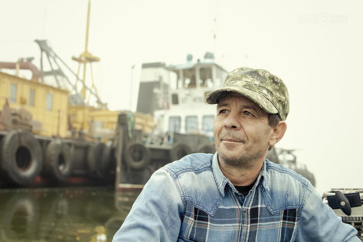 На реке - Антуан Мирошниченко