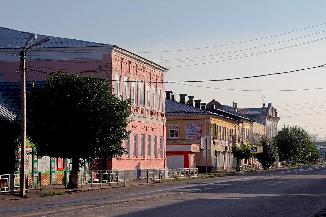 На улицах Моршанска.Тамбовская область - MILAV V