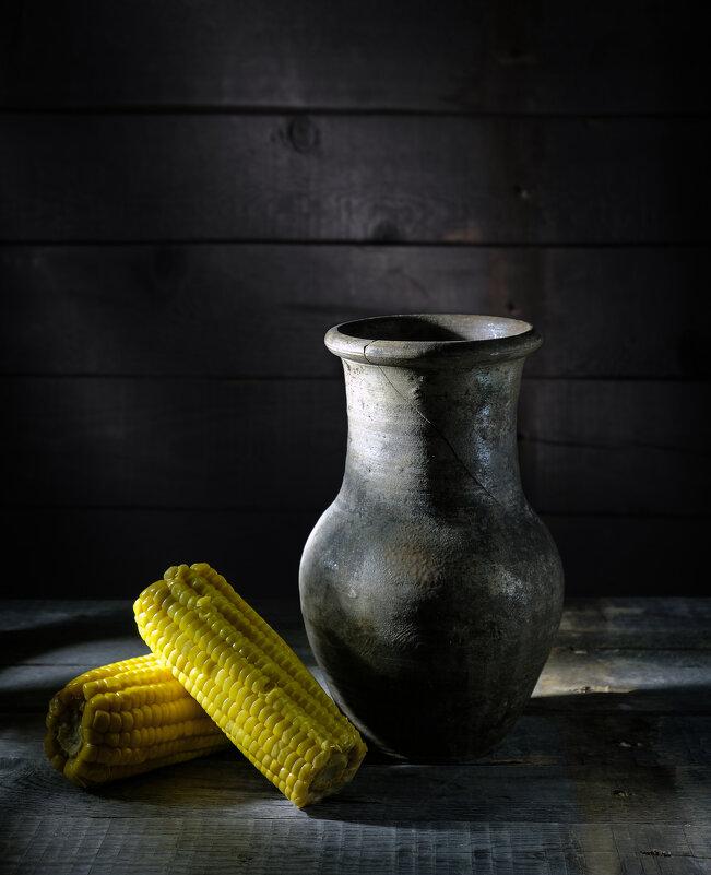 С кукурузой - Алексей Мезенцев