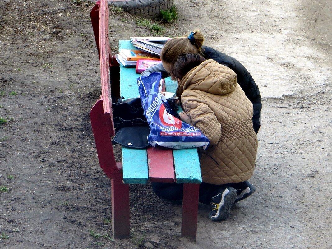 Школьные подруги - Татьяна Смоляниченко