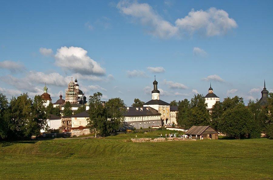 Монастырь. Кириллов. Вологодская область - MILAV V