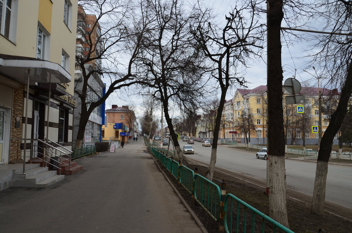 проспект Ленина - Алексей
