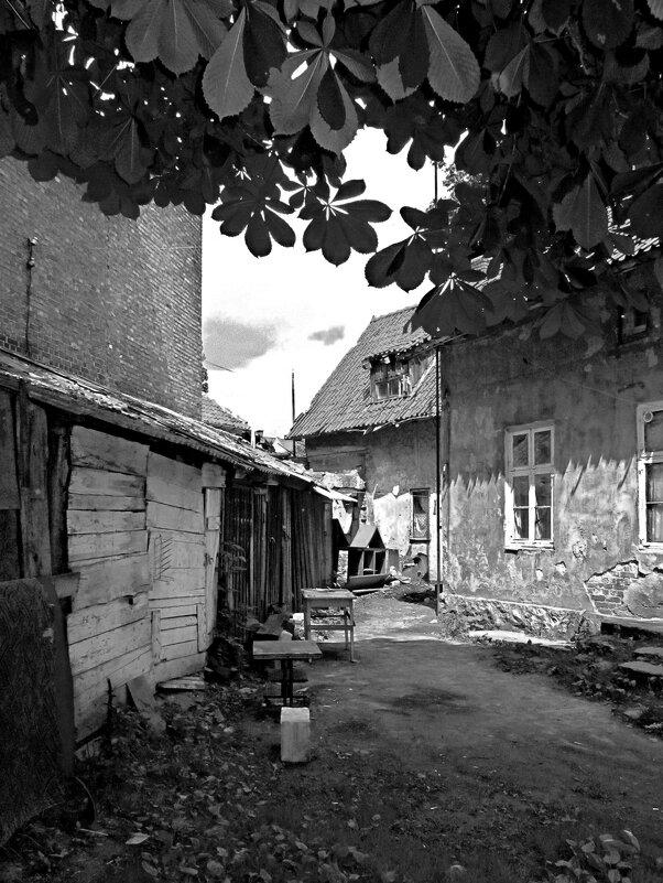 Дворик - Сергей Карачин