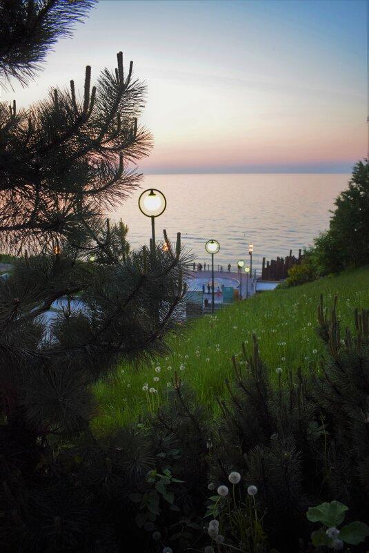 Балтийские закаты - Марина
