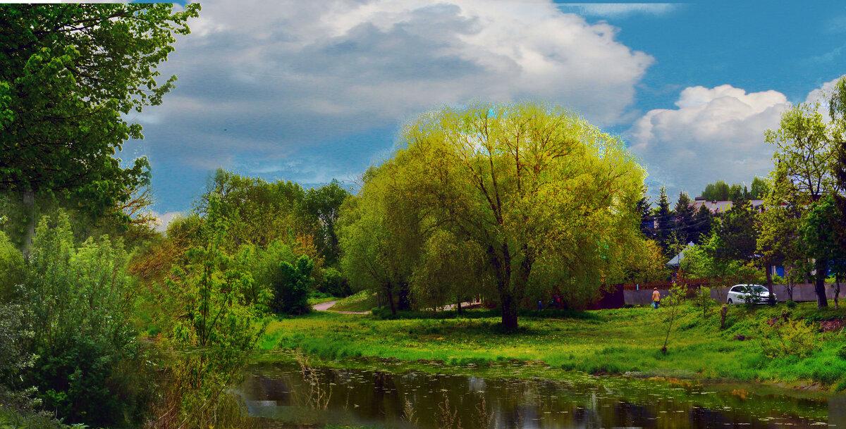 Из весны в лето - Юрий