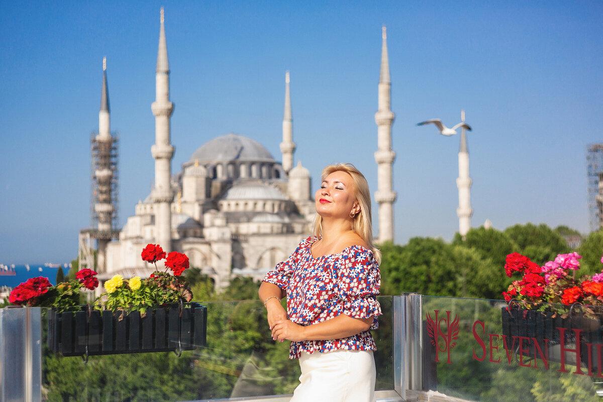 Голубая мечеть - Ирина Лепнёва