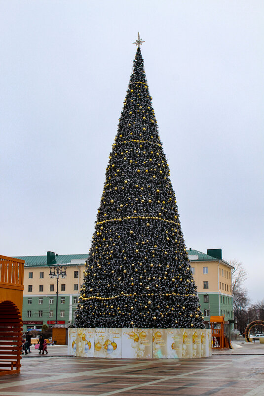 Новогодняя ёлка - Boris Zhukovskiy