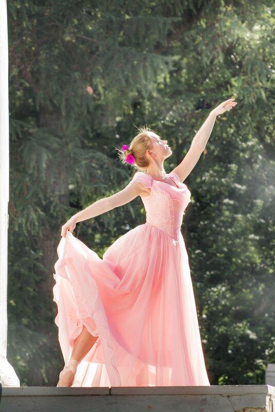 Балерина - Екатерина Вебер