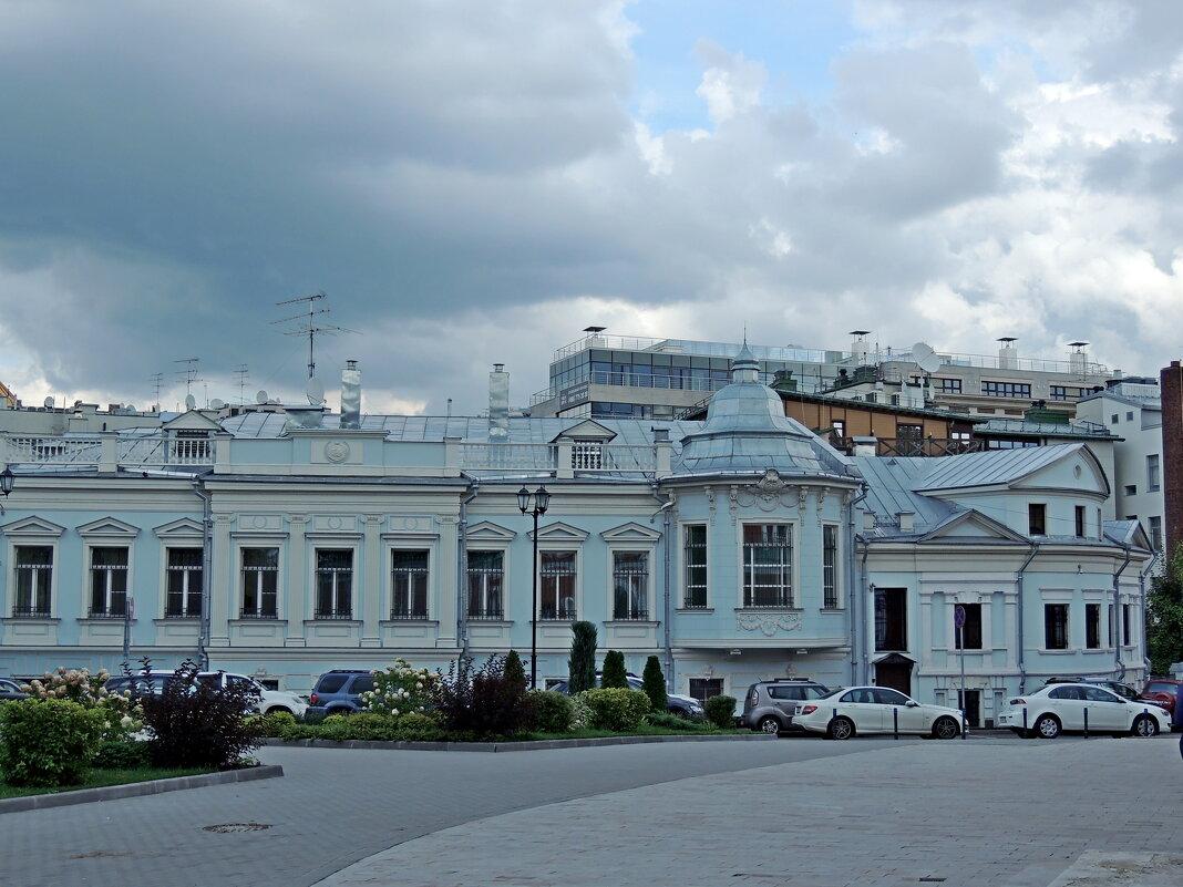Главный дом, 1815 г., 1911 г., усадьба Бухвостовых - Александр Качалин