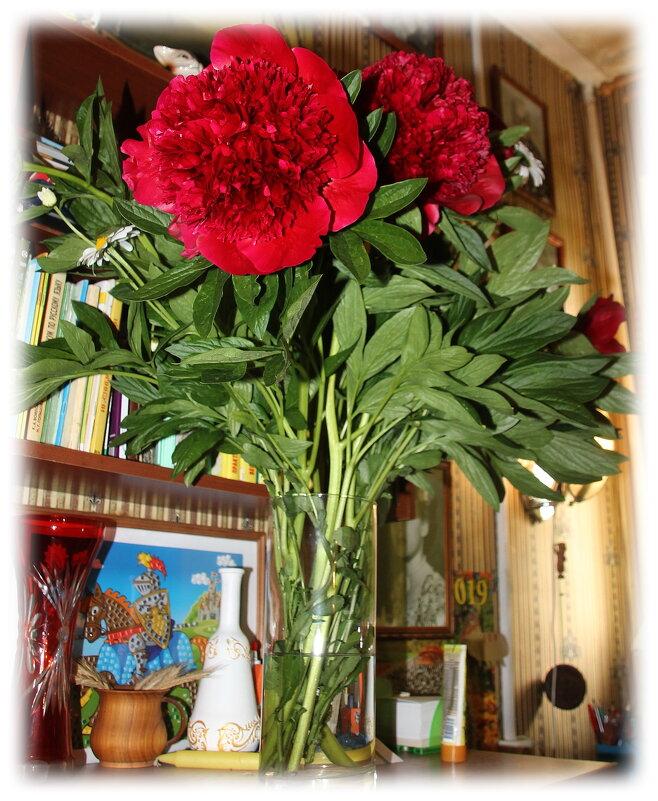 Подношение в честь дня рождения.. - Tatiana Markova