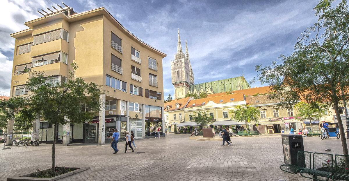 Загреб, Хорватия - leo yagonen