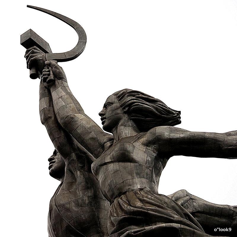 знаковая скульптура - Олег Лукьянов