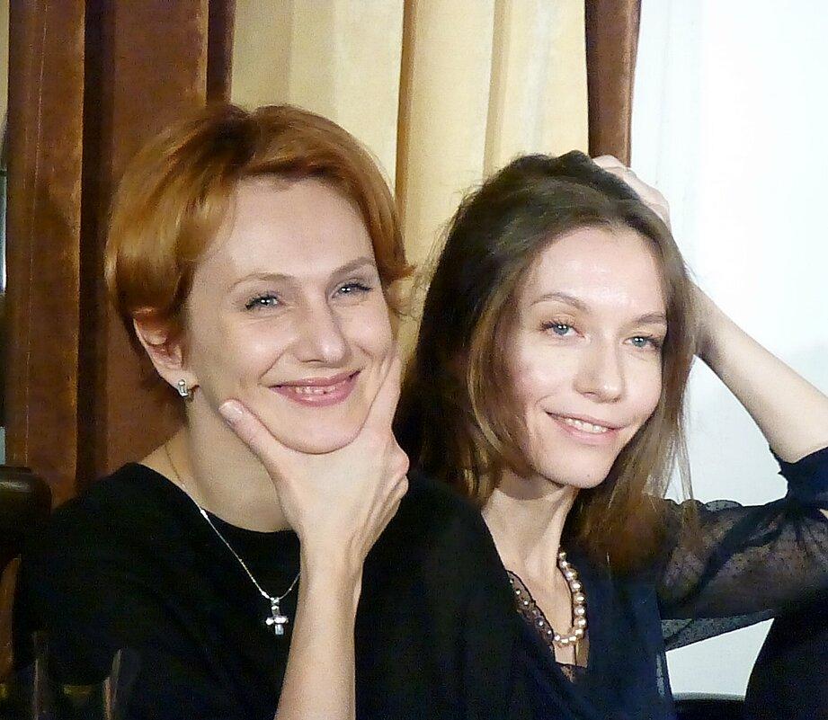 Портрет - Лидия Бусурина