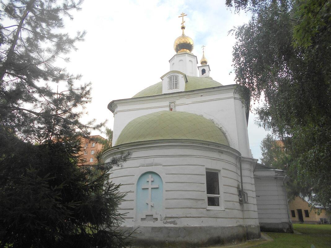 Вознесенский храм (Рязань) - Tarka