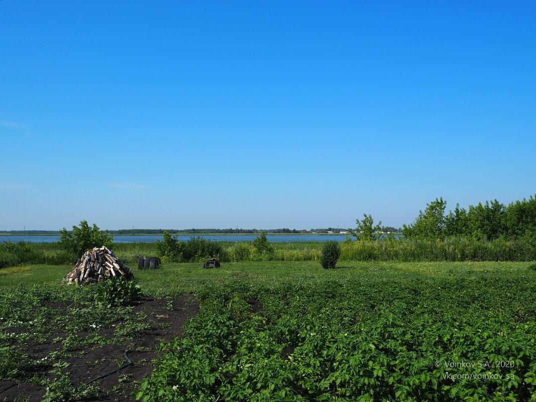 Сельский огород - Сергей Воинков