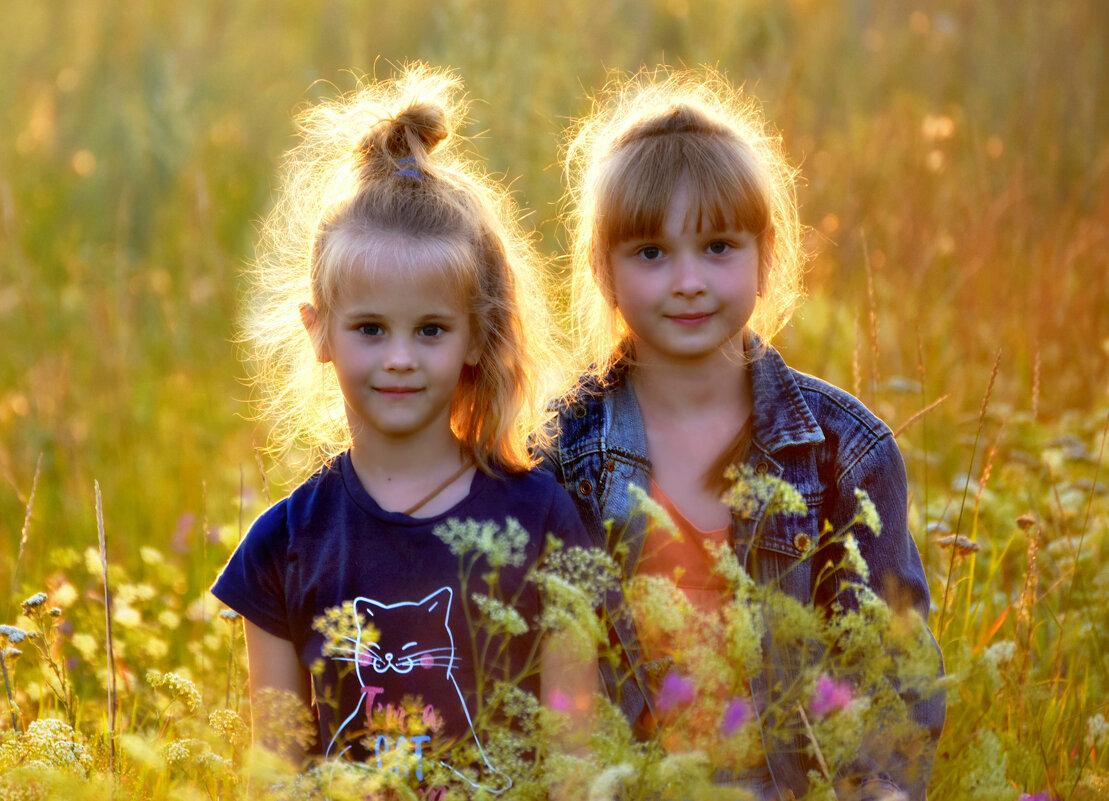 Солнечные девочки...Ангелы существуют... - евгения