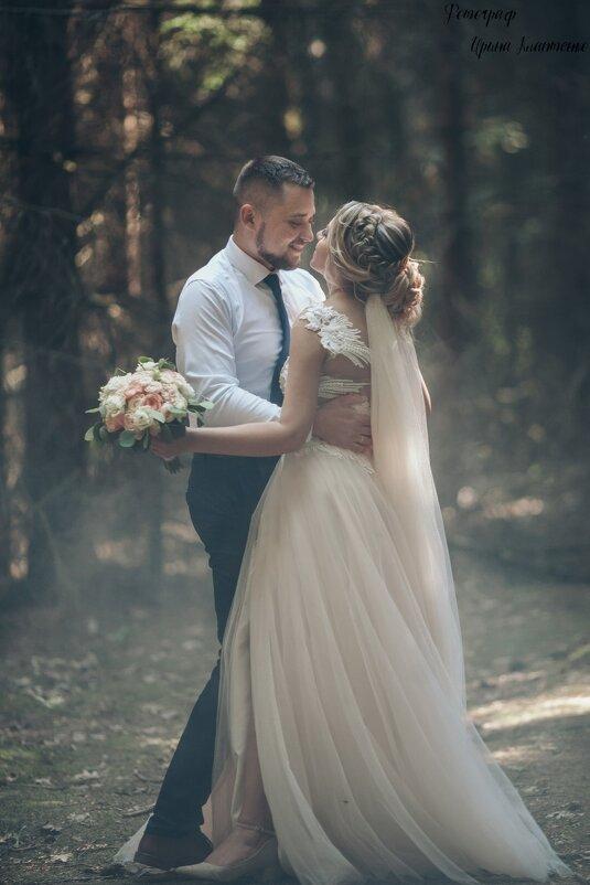 Свадебное - Ирина Клаптенко